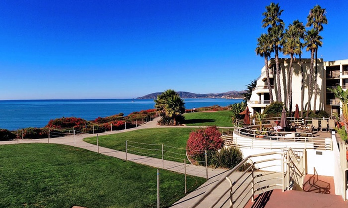 null - Santa Barbara: Stay for Up to Four at The Cliffs Resort in Pismo Beach, CA