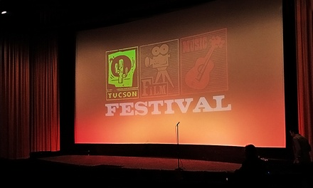 Tucson Film & Music Festival on October 9–12 (Up to 40% Off)