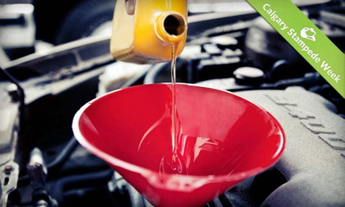 Tower Chrysler Dodge Jeep Ram - Southwood: One or Two Oil Changes with Tire Rotations and Inspections at Tower Chrysler Dodge Jeep Ram (Up to 80% Off)