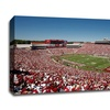 College-Football Stadium Panoramas on Gallery-Wrapped Canvas