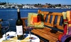 Ship 'N a Bottle - Newport Beach: 90-Minute Cruise with Appetizers & Wine for Two or Six from Ship 'N a Bottle (Up to 65% Off)