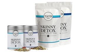 TEATOX: Wertgutschein über 20 oder 40 € anrechenbar auf das gesamte Teesortiment von TEATOX