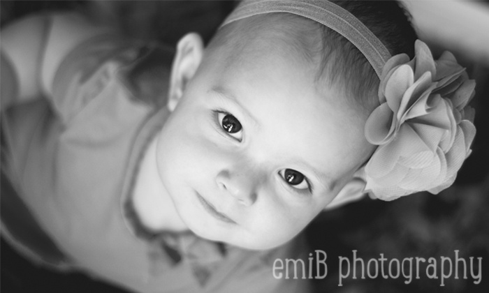 Emib Photography - Washington DC: 60-Minute Studio Photo Shoot from emiB Photography (75% Off)