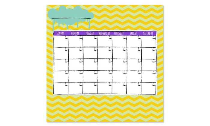 "16""x16"" Hanging Dry-Erase Calendars: $22.99 for a 16""x16"" Hanging Dry-Erase Calendar ($120 List Price). Multiple Styles Available. Free Shipping and Returns."