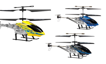 Nano Hercules Unbreakable 3.5-Channel Radio-Controlled Helicopter