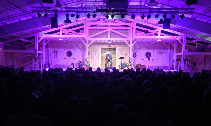 """""""Gospel in the Barn"""" - Amish Country Theater: """"Gospel in the Barn"""" for Two with Refreshments at Amish Country Theater on October 21 at 7 p.m. (Up to 56% Off)"""