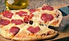 Papa Kelsey's Pizza & Subs - Phoenix: Pizza and Toasted Subs at Papa Kelsey's Pizza & Subs (Half Off). Two Options Available.
