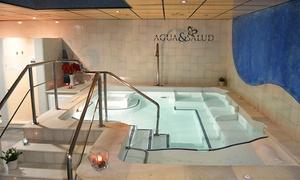 Agua y Salud: Circuito termal para dos personas y opción a masaje relajante o tratamiento VIP parejas desde 19,95 € en Agua y Salud