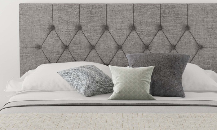 Nightingale Firenza Velour Headboard