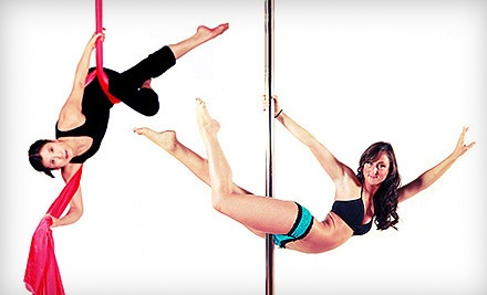 90-Minute Aerial-Silks Workshop (a $50.85 value) - Ottawa Pole Fitness in Ottawa