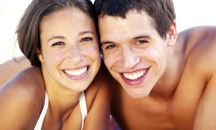 Up to 82% Off Teeth-Whitening Packages
