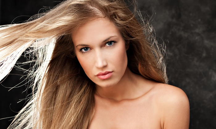 Salon Lotus - Evanston: One or Three Blowouts at Salon Lotus (51% Off)