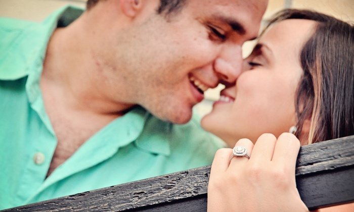 KV Photography - Winter Park: Three-Hour Engagement or Family Portrait Shoot at KV Photography ($205 Value)