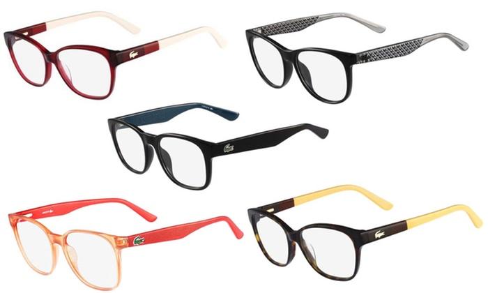 bf8af98b5b Lacoste Eyeglasses for Men and Women