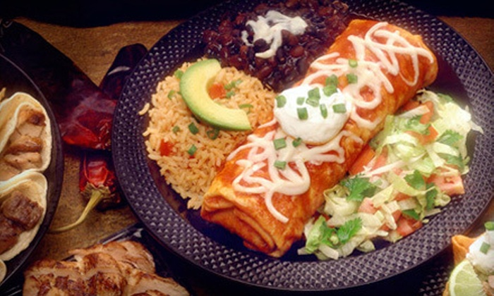 Mazatlan - Multiple Locations: Mexican Food at Mazatlan (Up to 55% Off). Two Options Available.