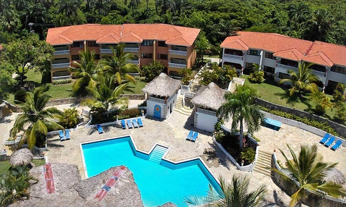 null - Washington DC: All-Inclusive Stay at Lifestyle Crown Residence Suites in the Dominican Republic, with Dates into April