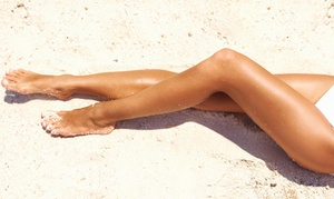 Spa Forever: Six Laser Hair-Removal Treatments for a Small or Medium Area at SpaForever (Up to 87% Off)