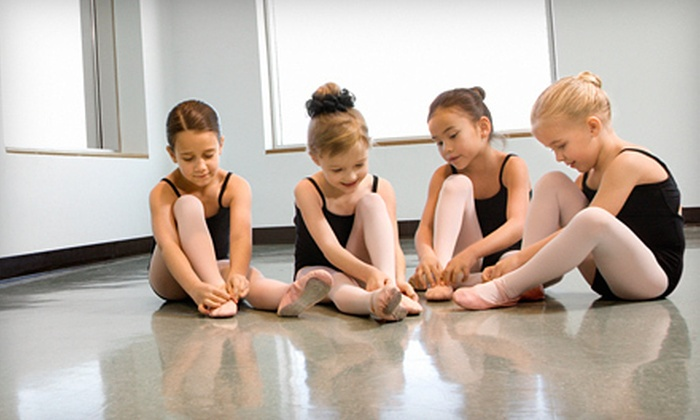 Pamela Ann School of Dance - McCullough Hills: Four or Eight Weekly Dance Classes at Pamela Ann School of Dance (Up to 56% Off)