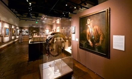 Membership for One or Two with Art Catalog from Santa Barbara Historical Museum (Up to 64% Off)