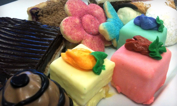 Pastry and More - Fruitland: $15 for One Dozen Assorted Cookies, Bars, and Mini Pastries at Pastry and More (Up to $31.80 Value)