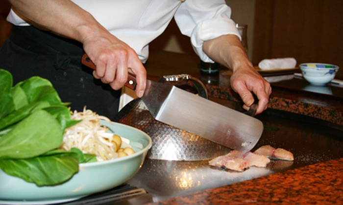 Tao Sushi & Grill, Japanese Steakhouse - South Buffalo: $10 for $20 Toward Japanese Hibachi Dinner for Two at Tao Sushi & Grill, Japanese Steakhouse in Orchard Park
