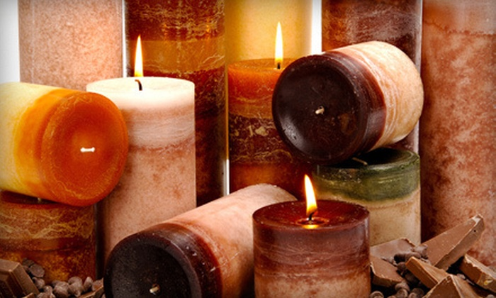 Crafty Candles - Essex: $20 for $40 Worth of Candles and Gifts at Crafty Candles