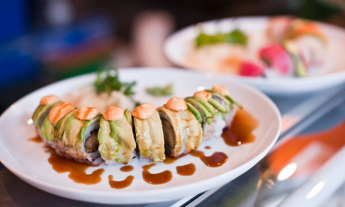 Hibachi Buffet - Columbus: Buffet-Style Asian Cuisine for Lunch or Dinner at Hibachi Buffet (Half Off)