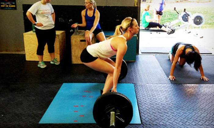 CrossFit Huntersville - Huntersville: One or Two Months of Unlimited Classes at CrossFit Huntersville (Up to 74% Off)