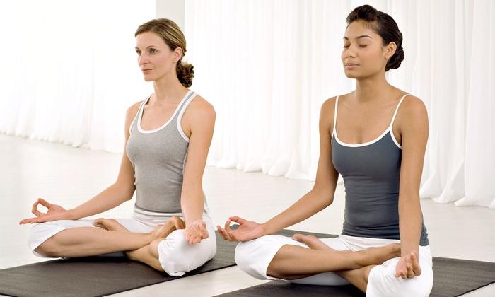 Yoga Gal - San Diego: $35 for 10 Yoga Classes at Yoga Gal ($100 Value)