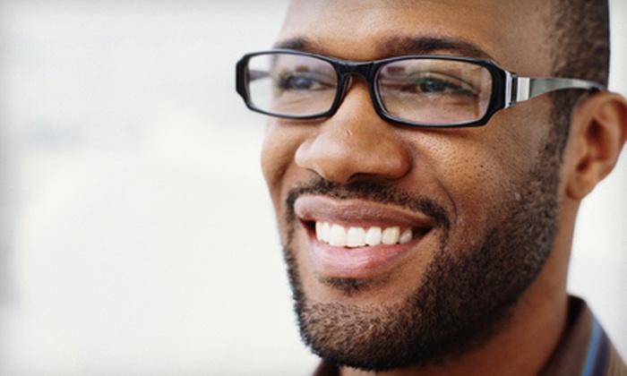 Vision Express - Brampton: $19 for $200 Toward Prescription Eyeglasses and Sunglasses at Vision Express