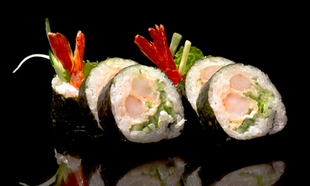 $15.99 for $30 Worth of Sushi and Japanese Cuisine at Hana Japanese Restaurant