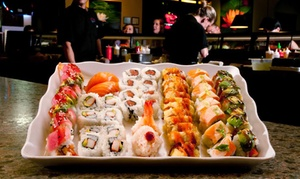 Simply Sushi: $10 for $20 Worth of Sushi for Takeout at Simply Sushi