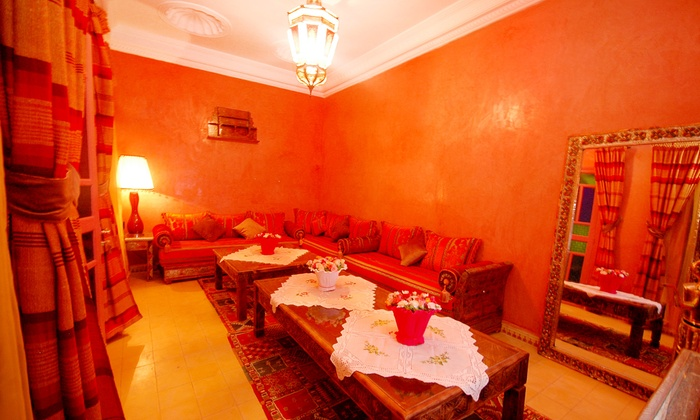 Riad caesar a marrakech groupon getaways - Corso cucina giapponese groupon ...