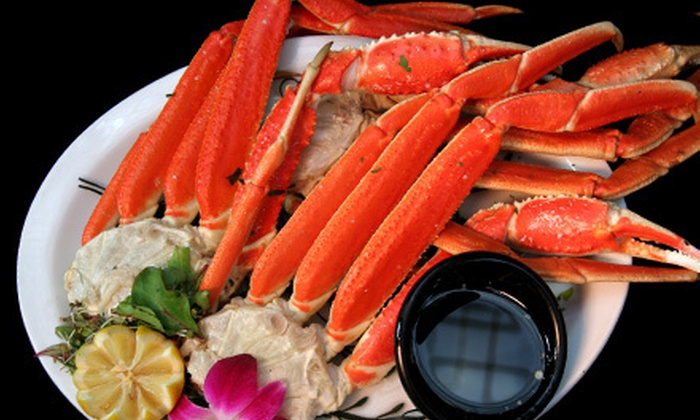 The Crab Trap - Perdido Key: $15 for $30 Worth of Seafood and Drinks at The Crab Trap