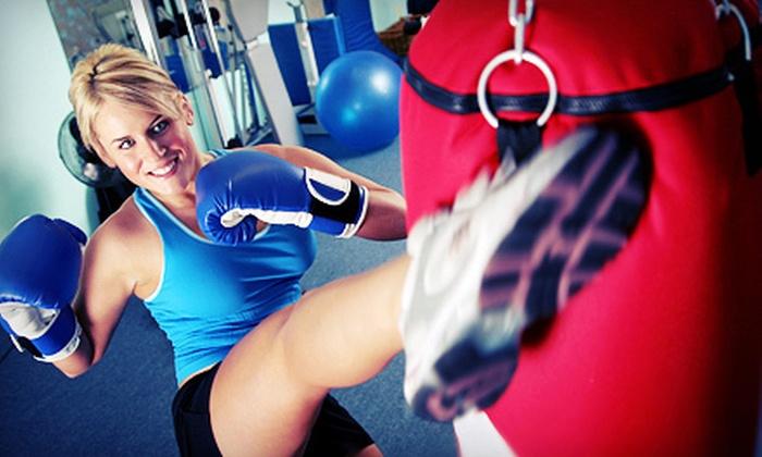 Downriver Jiu Jitsu & Fitness - Southgate: 5 or 10 Fitness Classes, or Two Semi-Personal-Training Sessions at Downriver Jiu Jitsu & Fitness (Up to 64% Off)