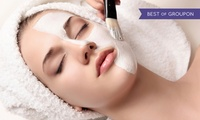 One or Three Sessions of Opera LED Facial, Face Mask and Microdermabrasion at Celebeauty (Up to 85% Off)