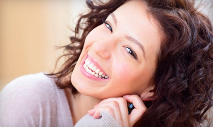 The Smile Salon - West Plaza: Zoom Whitening Treatments with Optional Dental Checkup and Take-Home Whitening Kit at The Smile Salon (Up to 65% Off)