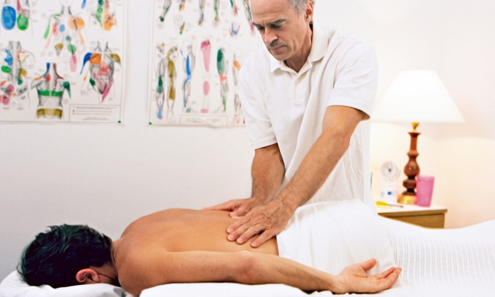 River City Chiropractic - Central Office: $45 for a Four-Visit Chiropractic Treatment Package at River City Chiropractic (Up to $400 Value)