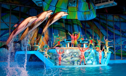 Single-Day Admission for an Adult or Child to SeaWorld San Antonio (Up to 54% Off)
