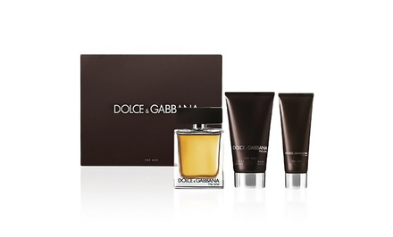 Dolce & Gabbana The One 3-Piece Set for Men