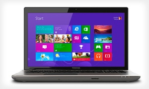 $519.99 For Toshiba Satellite Laptops (manufacturer Refurbished) (up To $925.99 List Price). Free Shipping And Returns.