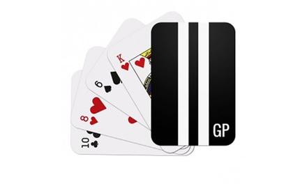 1, 2 o 3 packs de cartas de poker personalizadas desde 5,99 € en Dinkleboo