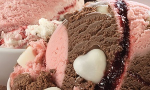 Baskin-Robbins: $11 for Four Groupons, Each Valid for $5 Worth of Ice Cream Treats at Baskin-Robbins ($20 Value)