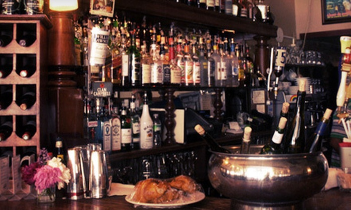 A.O.C. L'aile ou la Cuisse - West Village: Upscale French Dinner for Two or Four with Wine at A.O.C. L'aile ou la Cuisse (Up to 66% Off)