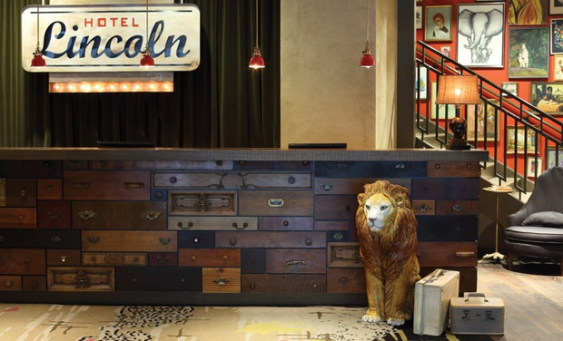 Hotel Lincoln - Chicago, Illinois: Stay at Hotel Lincoln in Chicago, with Dates into December
