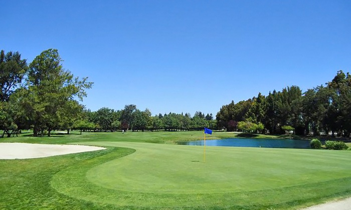 Sunnyvale Golf Course - Sunnyvale: 18-Hole Round of Golf for Two with Cart at Sunnyvale Golf Course (Up to 29% Off). Two Tee Time Options.