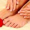 Up to 60% Off One Mani-Pedi