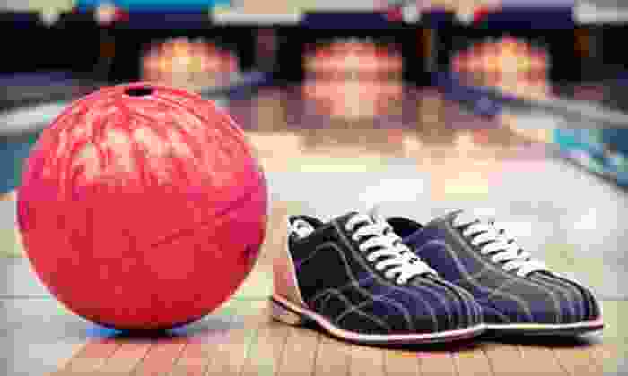 Parkway Lanes Bowling & Entertainment Center - St. Catharines: Two Games of Bowling with Shoe Rentals for Up to 6 or 12 at Parkway Lanes (Up to 73% Off)