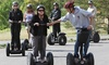 River Valley Adventure Co./Segway Edmonton - Louise McKinney Park: River Valley Segway Tour from River Valley Adventure Co. and Segway Edmonton (Up to 46% Off). Two Options.