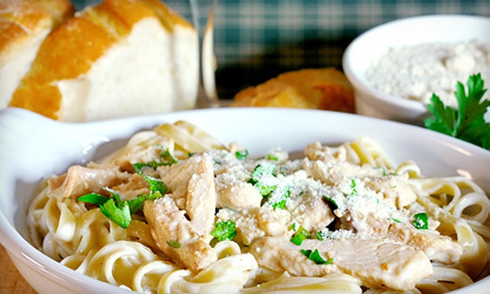 Ecco Domani Italian Restaurant - Coopersburg: $15 for $30 Worth of Italian Cuisine at Ecco Domani Italian Restaurant